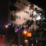 Jest śledztwo ws. wybuchu w bloku na warszawskim Targówku