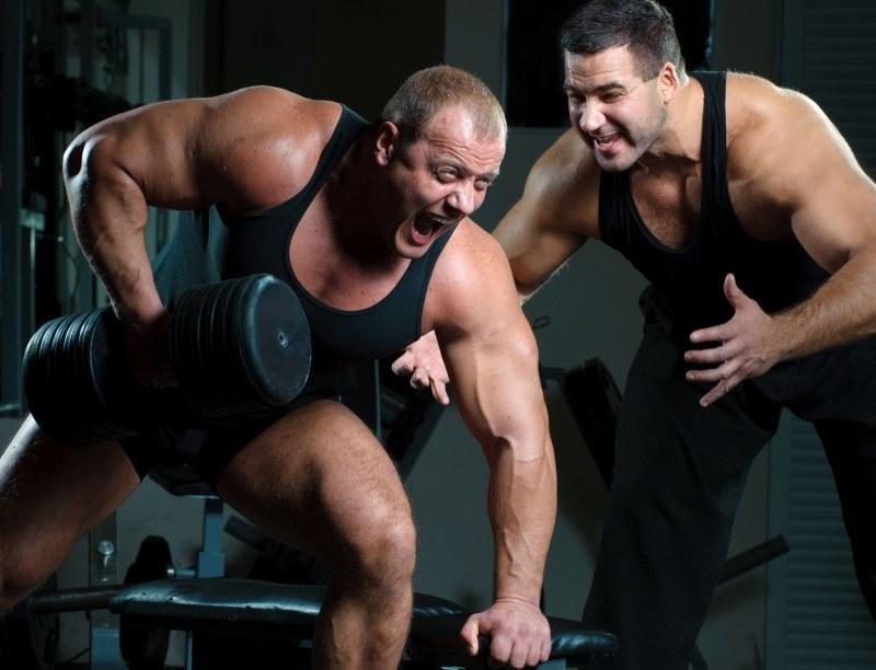 Jest sposób na sprawdzenie, jaką siłę mają nasze mięśnie /123RF/PICSEL