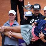 Jest sukces, jest awans. Iga Świątek w pierwszej dziesiątce rankingu WTA