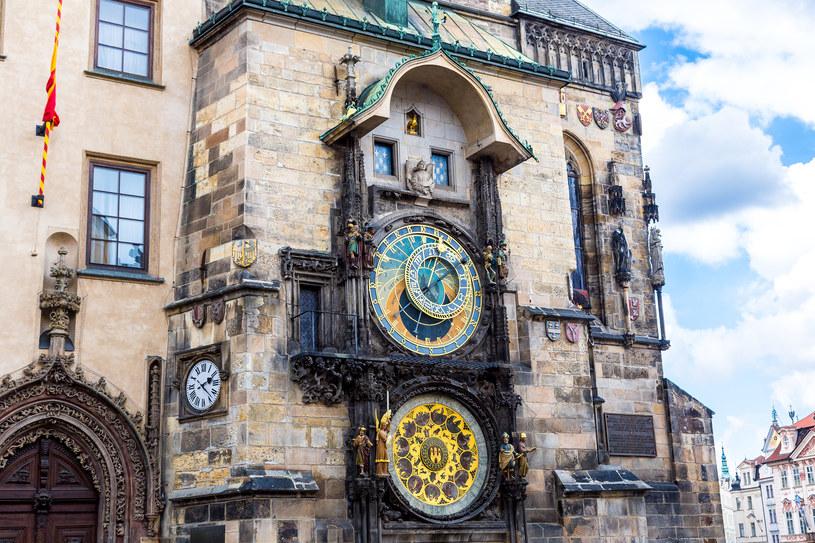Jest to jedyny tego typu zegar na świecie /123RF/PICSEL