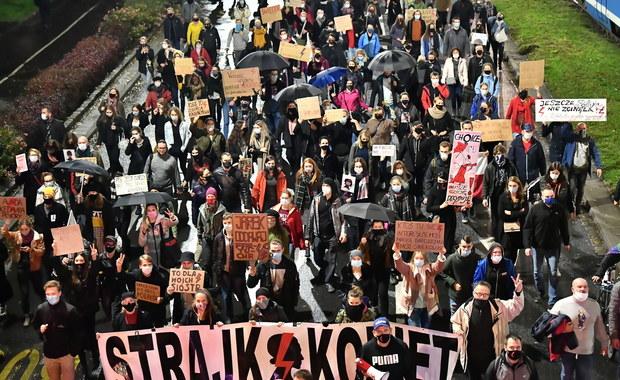 Jest wielkie śledztwo prokuratury ws. protestów Strajku Kobiet