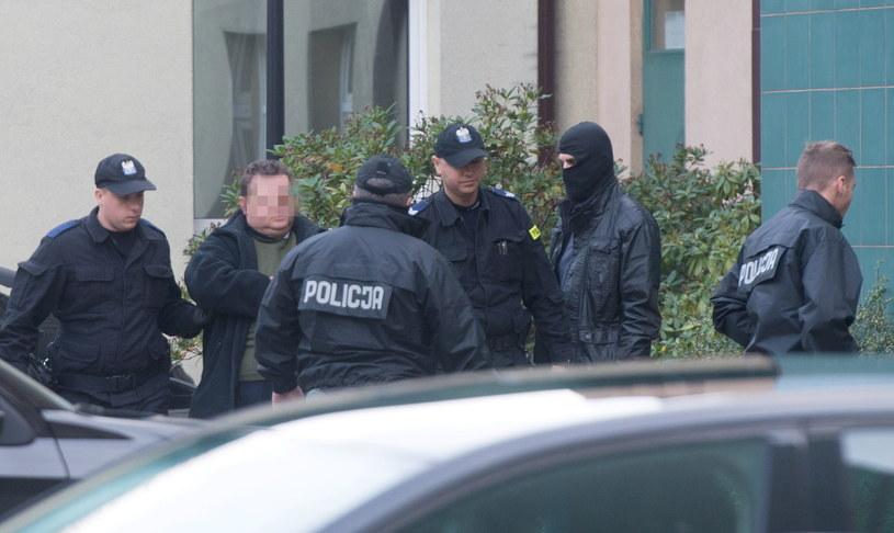 Jest wniosek o areszt dla Marka N. prowadzącego Dom Schronienia /Grzegorz Michałowski /PAP