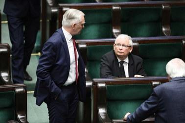 Jest wspólne oświadczenie J. Kaczyńskiego i J. Gowina w sprawie wyborów