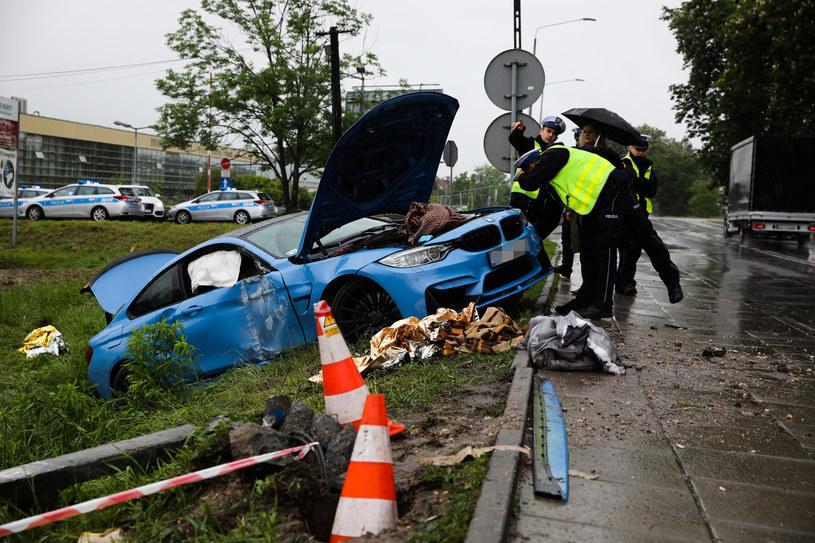 Jesteśmy niechlubnym europejskim liderem liczby zabitych na 100 wypadków /ANDRZEJ BANAS / POLSKA PRESS /East News
