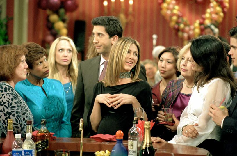 """""""Jesteśmy przyjaciółmi aż po grób i nic tego nie zmieni"""" - powiedziała Jennifer o swoich relacjach z aktorami z serialu /East News"""