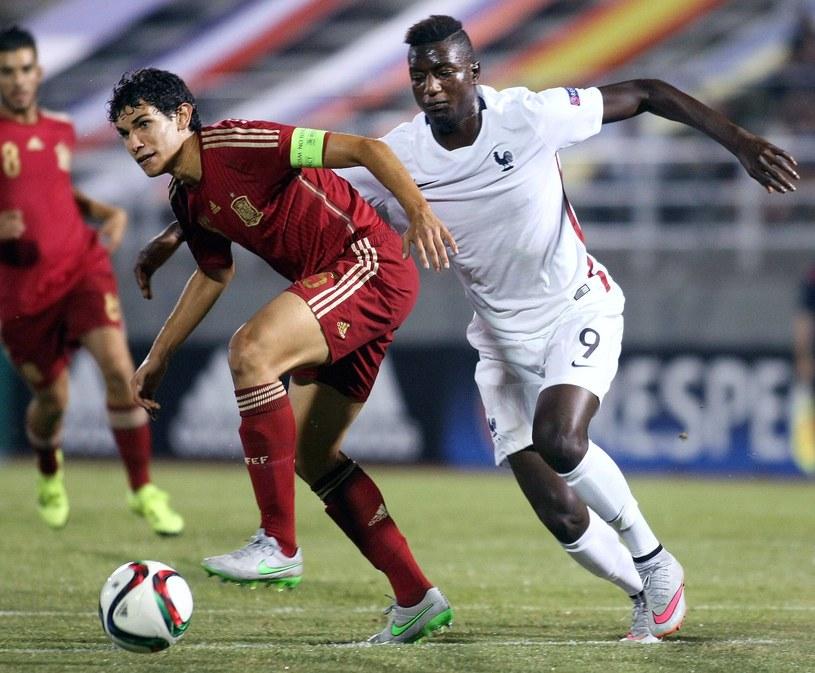 Jesus Vallejo (z lewej) /AFP