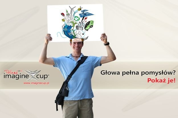 Jeszcze nigdy Polak nie wygrał tej kategorii ImagineCup dlatego mocno ścisakamy kciuki za Dominika /materiały prasowe