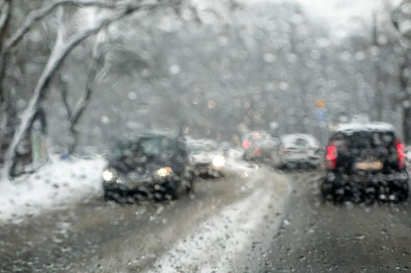 Jeszcze większe ochłodzenie jest spodziewane pod koniec tygodnia /Piotr Kamionka /Reporter