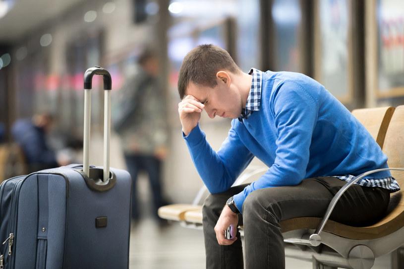 Jet lag to zmora podróżujących /123RF/PICSEL