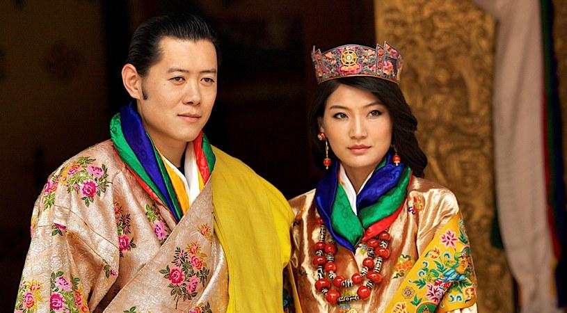 Jetsun Pema jest w opinii wielu osób najpiękniejszą królową świata / Triston Yeo / Stringer /Getty Images