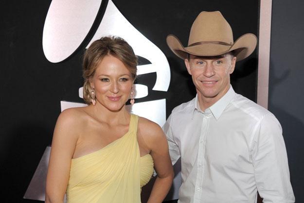Jewel z mężem Ty Murray'em fot. Jason Merritt /Getty Images/Flash Press Media
