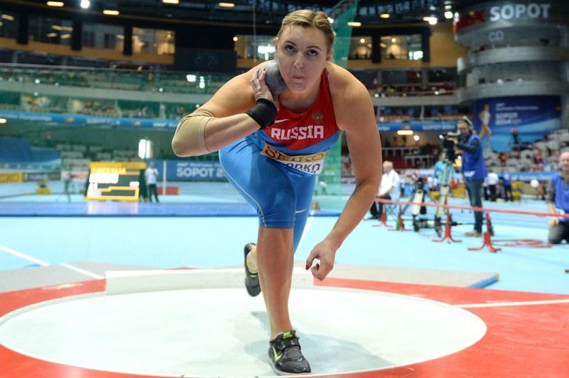 Jewgienija Kołodko cieczyła się medalem cztery lata. /AFP