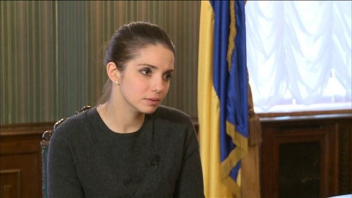 Jewhenija Tymoszenko /TVN24/x-news
