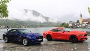 Jeździliśmy nowym Fordem Mustangiem