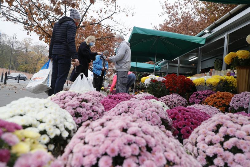 """""""Jeżeli nie sprzedamy kwiatów, to pójdą na kompost"""" /Piotr Molecki /East News"""