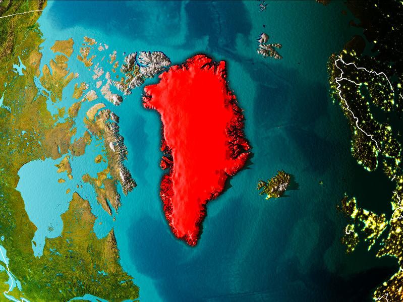 """""""Jeżeli nie zrobimy niczego, Grenlandia się stopi"""" /123RF/PICSEL"""