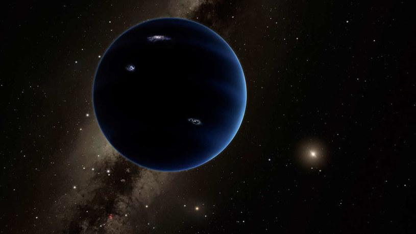 Jeżeli Planeta X faktycznie istnieje, to naukowcy ją dostrzegą /materiały prasowe