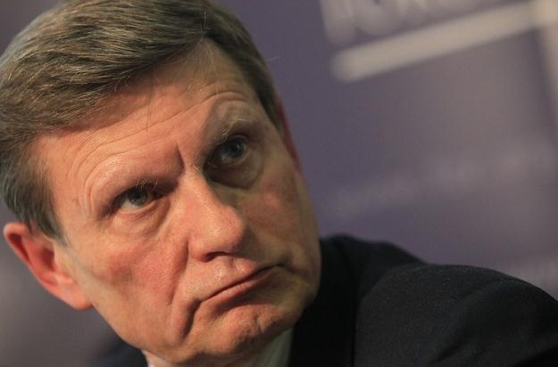Jeżeli Polacy obdarzają kogoś zaufaniem, to głównie Leszka Balcerowicza /fot. Jacek Waszkiewicz /Reporter