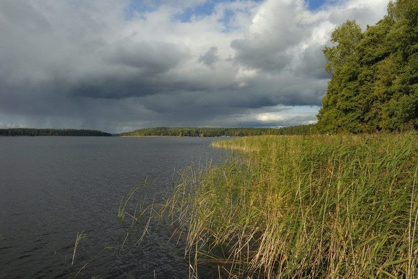 Jezioro Bełdany /PIOTR PLACZKOWSKI/REPORTER /Reporter