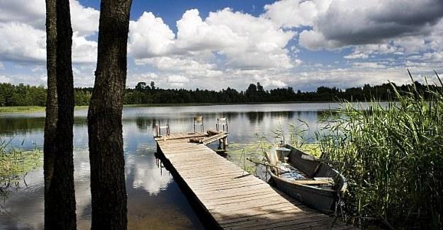 Jezioro Białe, fot. Andrzej Sidor /Agencja FORUM