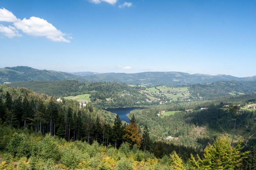 Jezioro Czerniańskie w pobliżu Wisły /123RF/PICSEL
