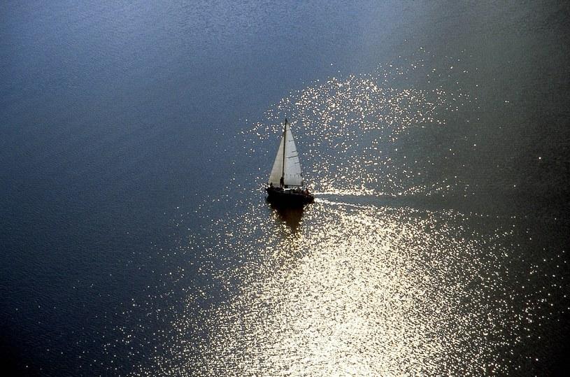 Jezioro Dargin, zdj. ilustracyjne /Krzysztof Korecki /Agencja FORUM