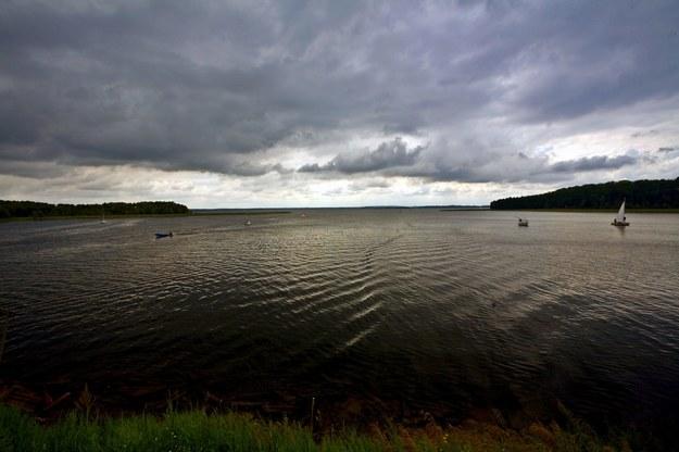 Jezioro Dargin /Jerzy Ochoński   /PAP