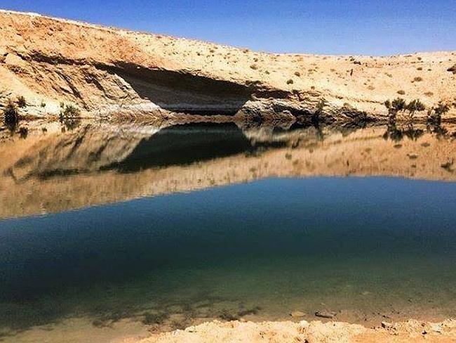 Jezioro Kafsa - raj czy trucizna? /Fot. Facebook /materiały prasowe