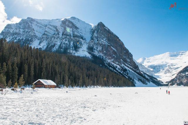 Jezioro Louise w Parku Narodowym Banff /Tekst: Zgubsietam.pl