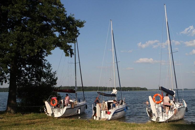 Jezioro Mamry /Jan Kucharzyk /East News