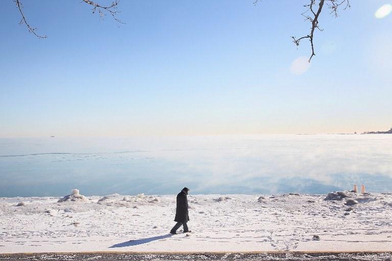 Jezioro Michigan /AFP