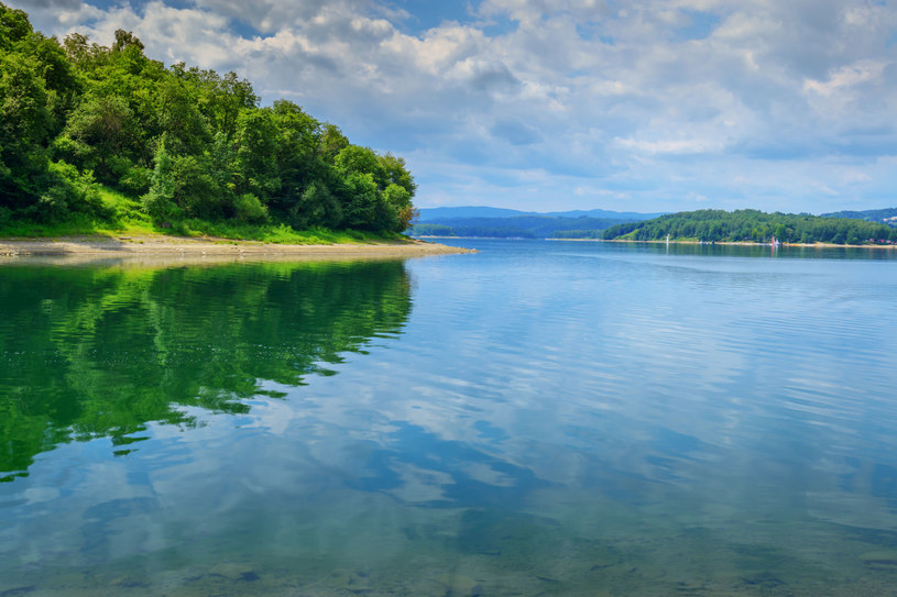 Jezioro Solińskie /123RF/PICSEL