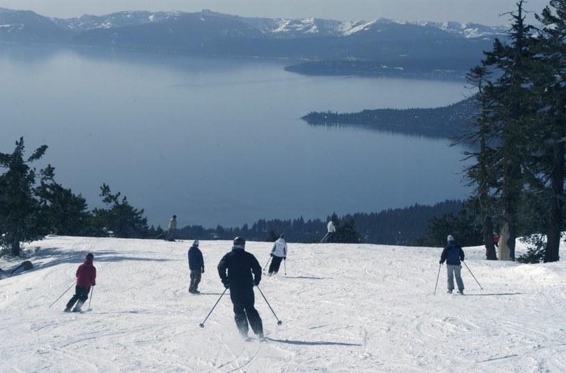 Jezioro Tahoe, AP Photo/The Gazette-Journal, Tim Dunn /materiały promocyjne