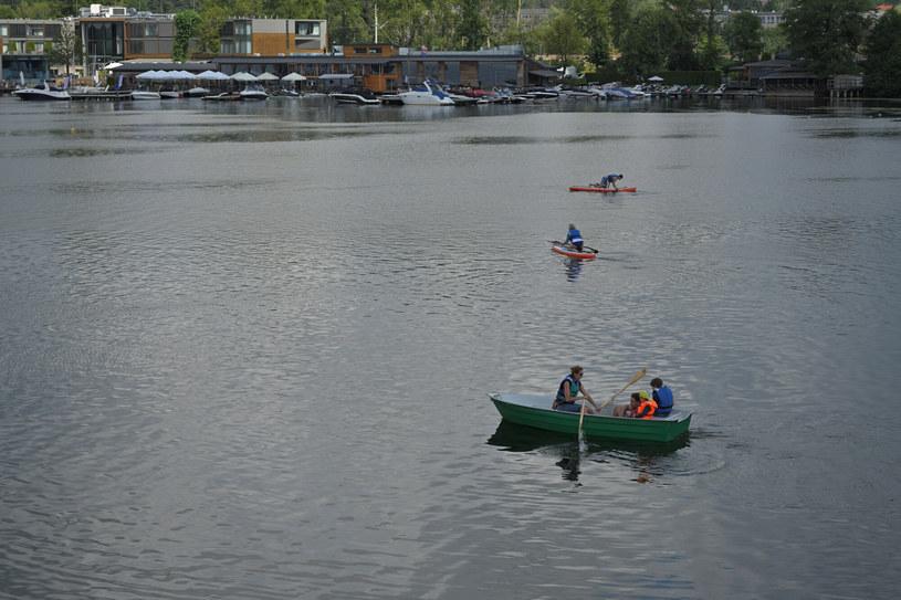 Jezioro Ukiel, zdjęcie ilustracyjne /PIOTR PLACZKOWSKI/REPORTER /Reporter