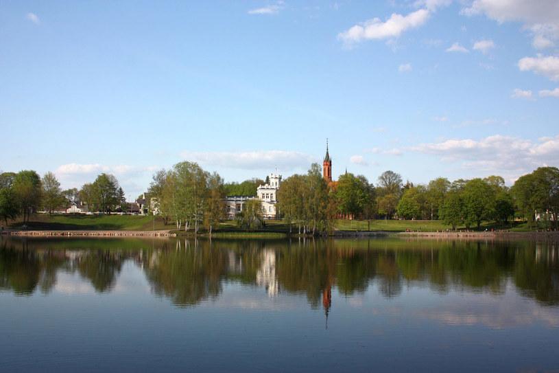 Jezioro w Druskiernikach /123RF/PICSEL