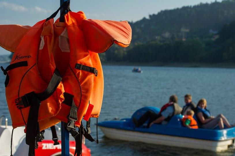 Jezioro Żywieckie /Tadeusz Koniarz/REPORTER /East News