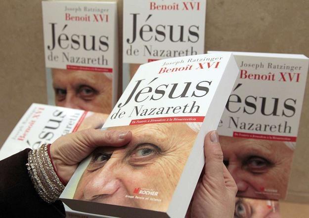 """""""Jezus z Nazaretu"""" - wydanie francuskie /AFP"""