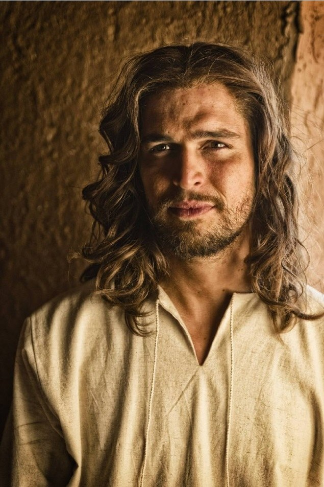 Jezusa gra portugalski aktor Jezus Diogo Morgado. /Joe Alblas –  Lightworkers Media Hearst Productions Inc /materiały prasowe