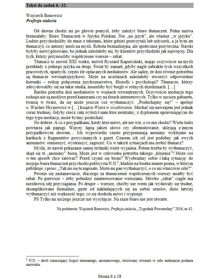 Język polski /INTERIA.PL