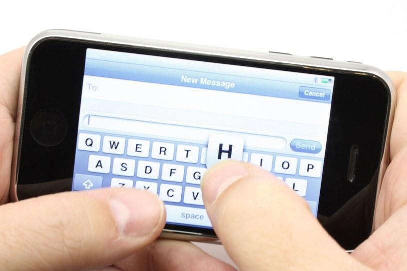 Język SMS-ów, wraz z skrótami wykorzystywanymi w internecie, powoli zmienia język polski /123RF/PICSEL