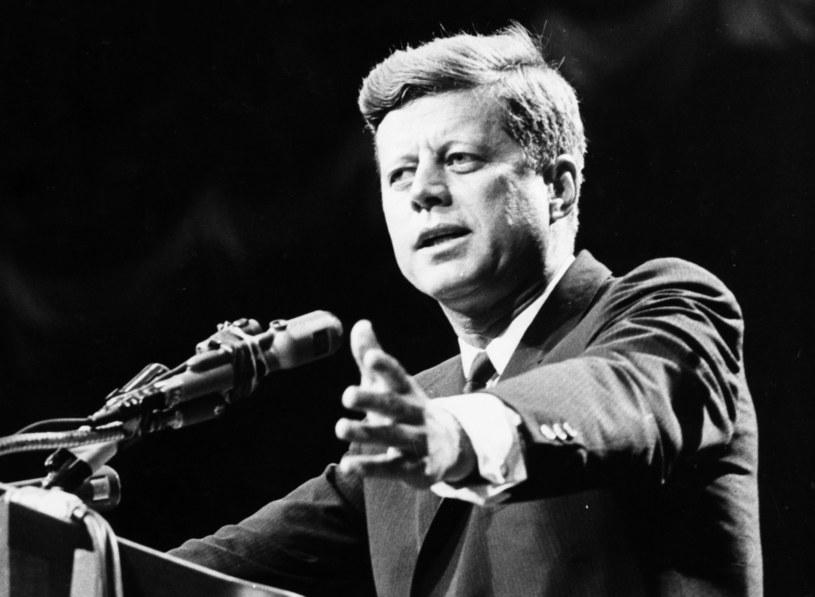 JFK /Getty Images