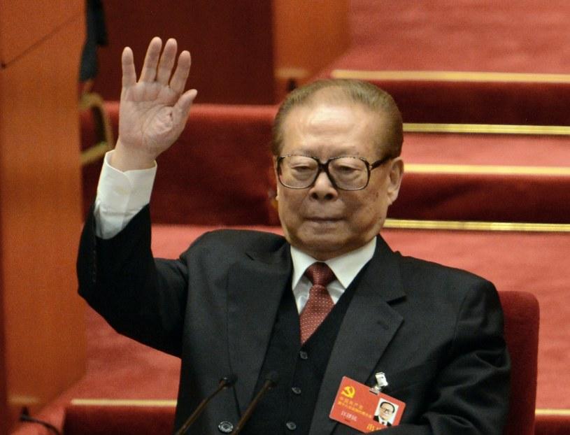Jiang Zemin /AFP