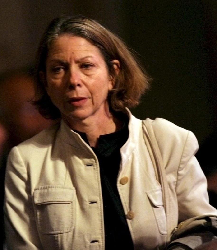 Jill Abramson /JUSTIN LANE /PAP/EPA