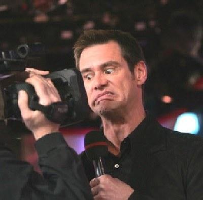 Jim Carrey cieszy się na kolejną współpracę z Schumacherem /AFP