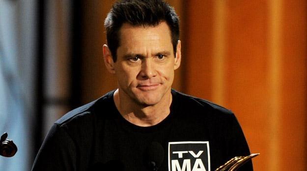 Jim Carrey, fot. Kevin Winter /Getty Images/Flash Press Media