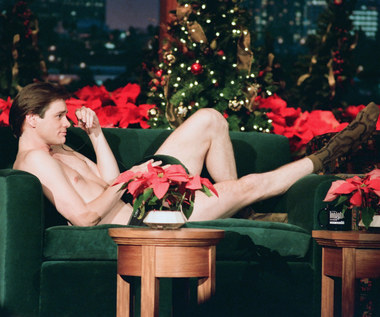Jim Carrey jest nudystą