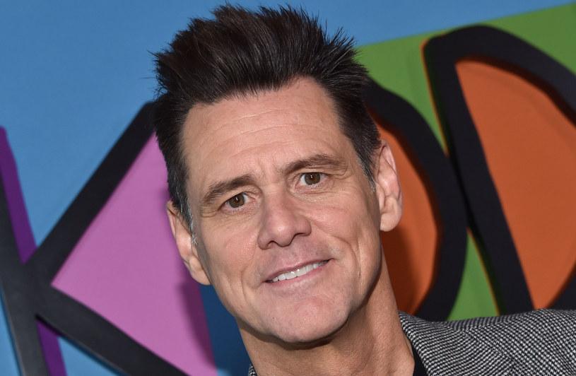 Jim Carrey jest zwolennikiem nudyzmu /Chris Delmas/AFP /East News