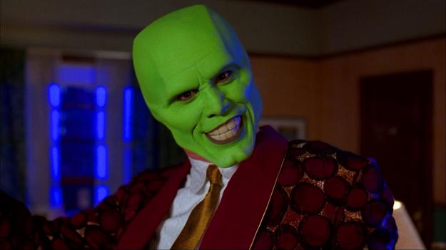 Jim Carrey pozdrawia /