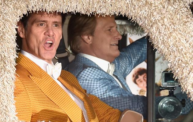 Jim Carrey /Frazer Harrison /Getty Images