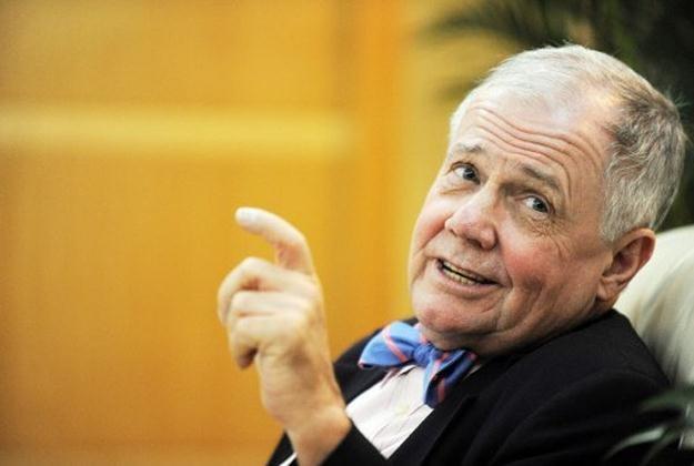 Jim Rogers: Wzrost gospodarczy i zwyżki na giełdach nie będą trwać wiecznie /AFP